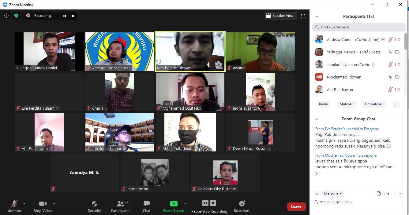 Kelas Open Science dan DOAJ di KJI (Kampung Jurnal Indonesia)